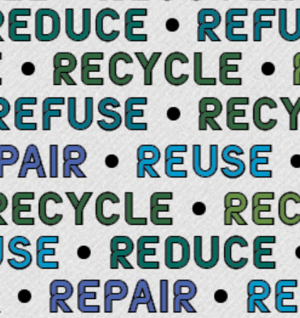 The 8Rs of a Circular Economy