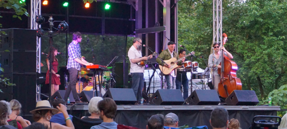 Crystal Bridge Forest Concert Series - #SummeratCrystalBridges
