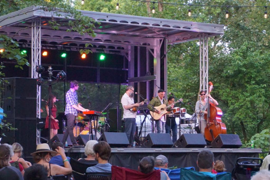 Crystal Bridges Forest Concert Series #SummeratCrystalBridges