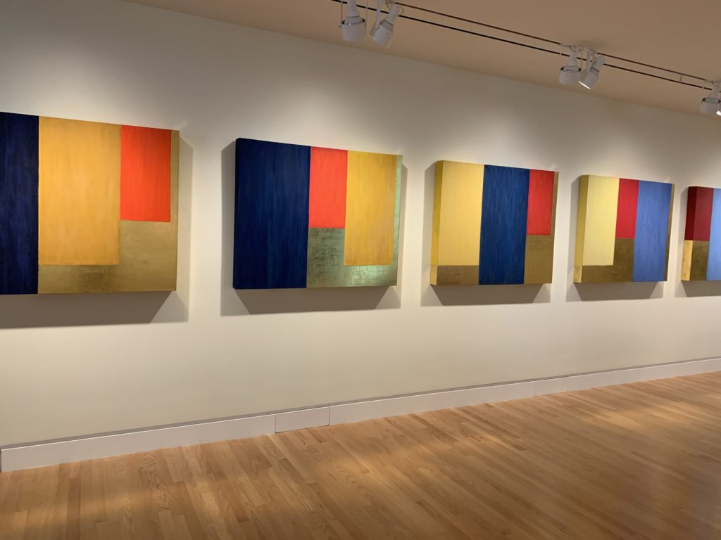 modern art at crystal bridges museum