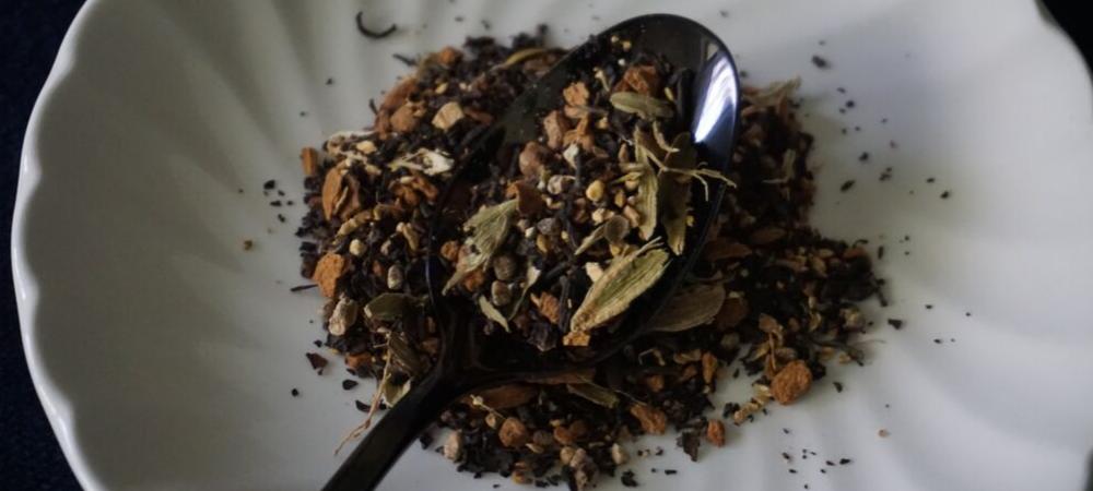 organic masala chai black tea - Arbor Teas
