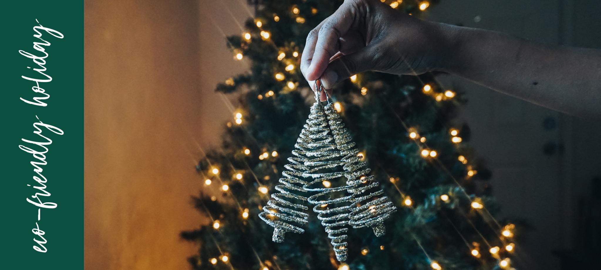 Eco-Friendly Christmas Decor - Old World New