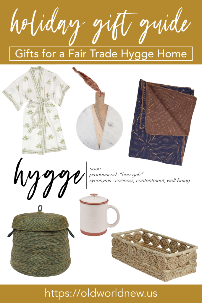 Hygge Home Gift Guide
