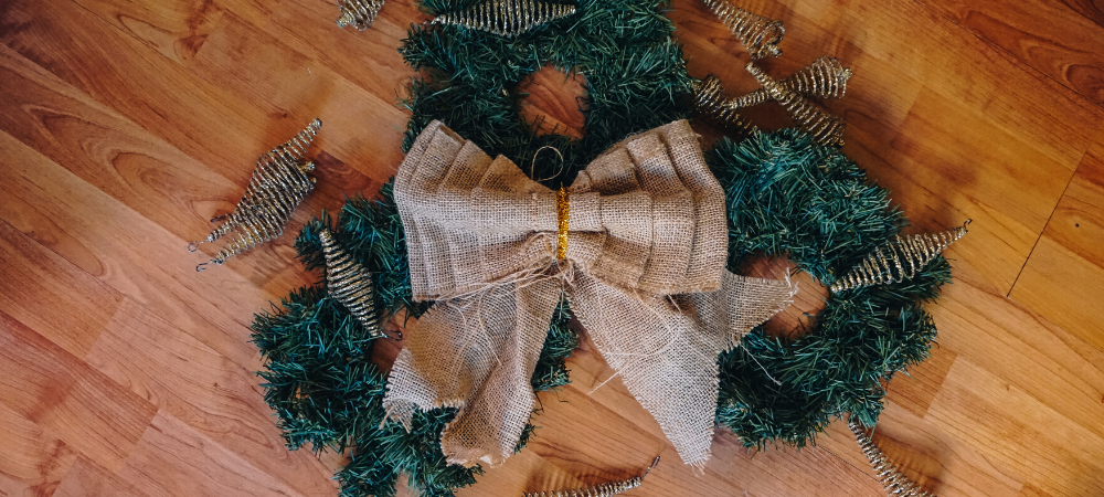 eco-friendly Christmas decor tips