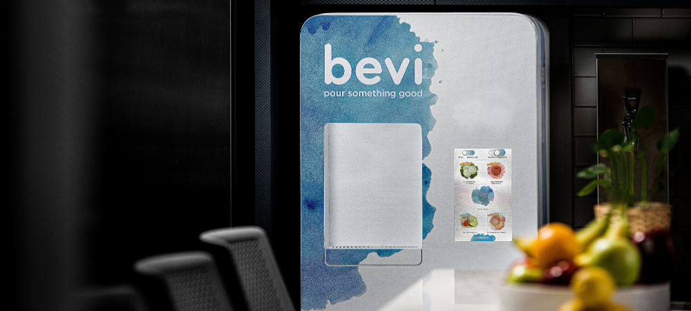 Bevi Smart Water - Old World New sustainable living blog