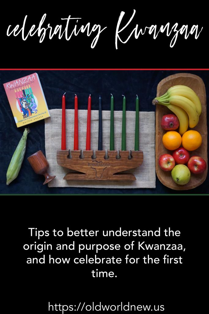 How to Celebrate Kwanzaa