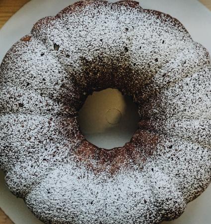 Vintage Recipes: Chocolate Pound Cake