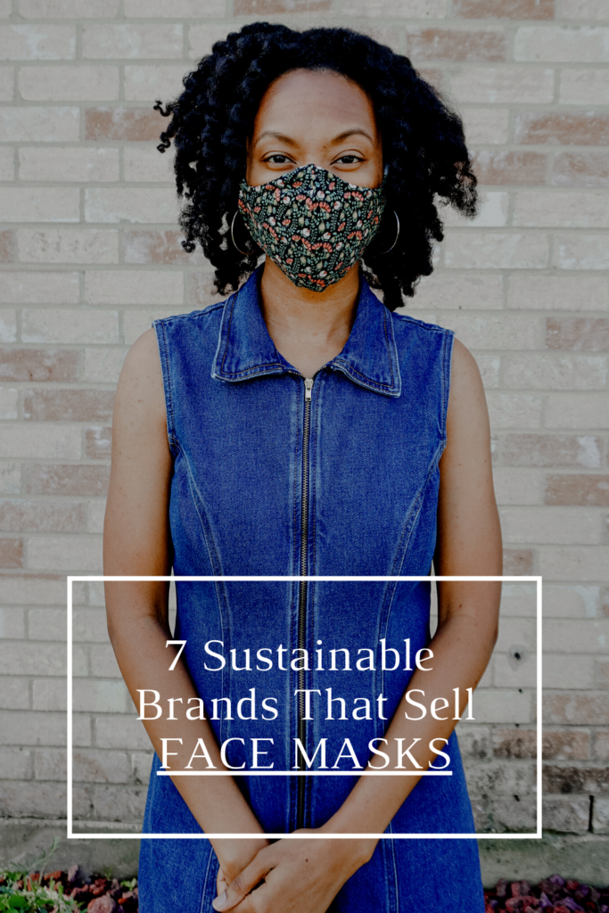 7 Eco-Friendly Brands That Sell Reusable FACE MASKS
