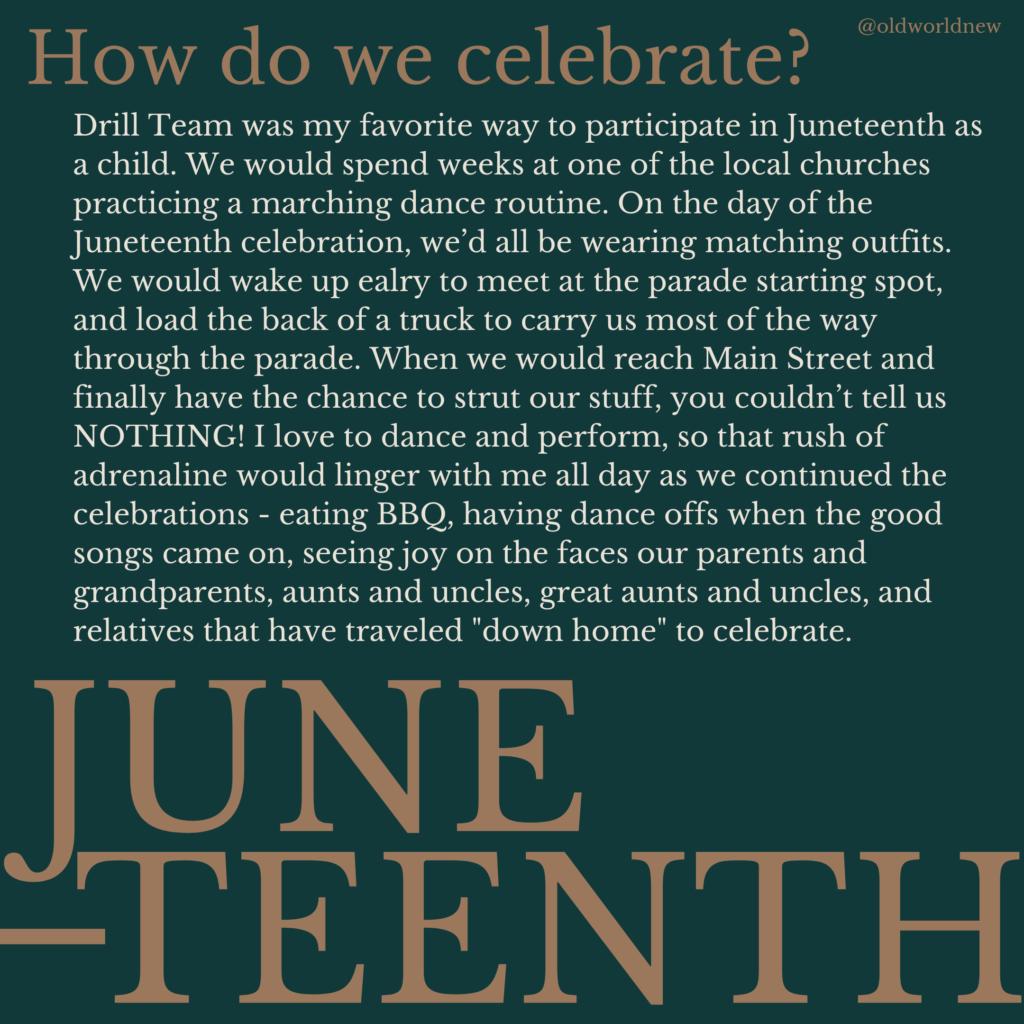 Celebrate Juneteenth