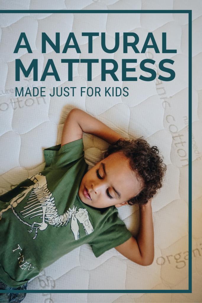 Naturpedic Natural Mattress for Kids