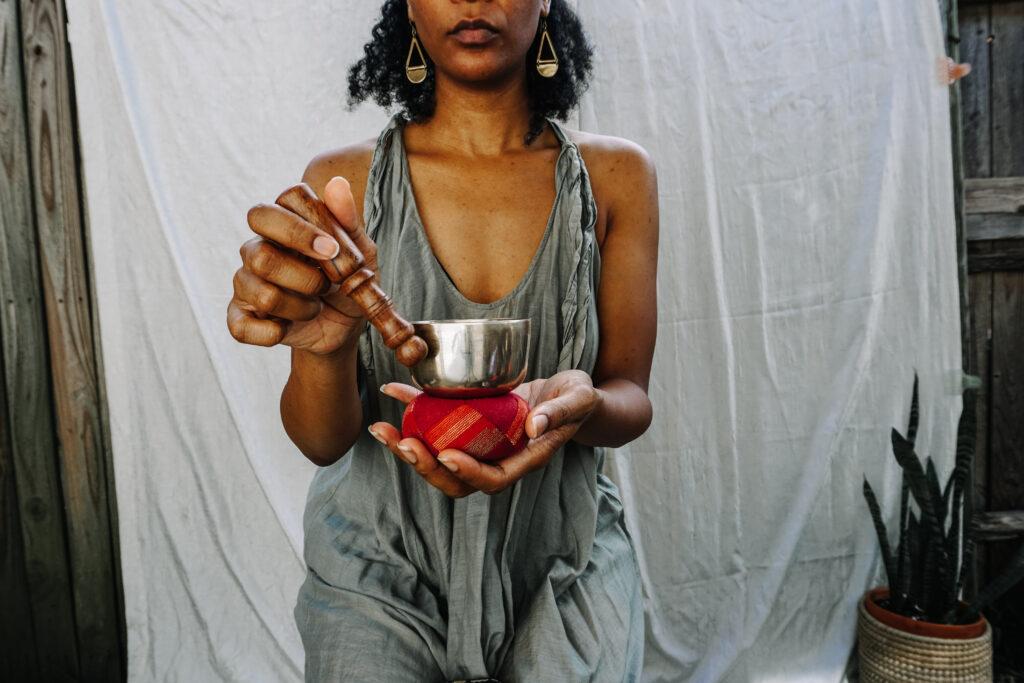 fair trade singing bowl - ten thousand villages