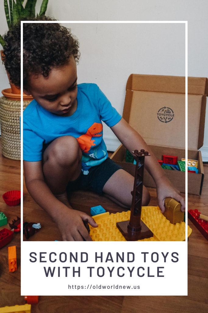 second hand toys with toycycle