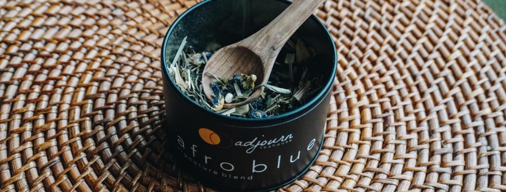 loose leaf organic tea - adjourn teahouse
