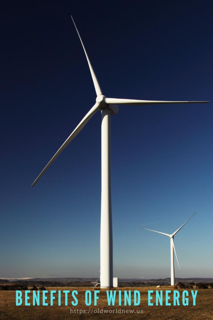 benefits of wind energy with Iberdrola Texas