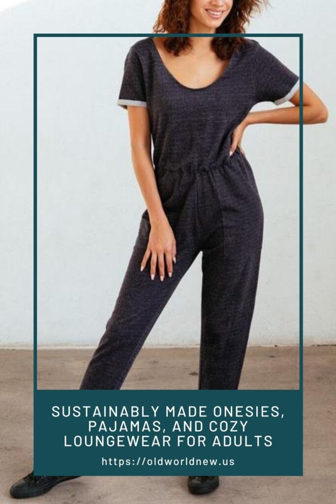 sustainable loungewear - known supply